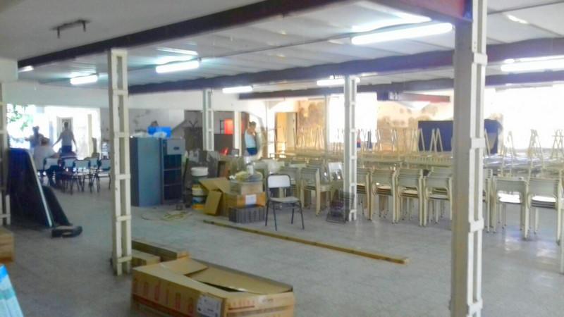 El informante lleg el mobiliario para escuelas de la emilia for Mobiliario para escuelas