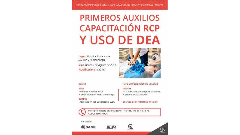 Fantástico Certificación De CPR De Primeros Auxilios San Diego ...