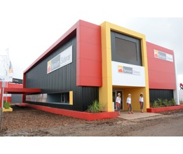 Expoagro Stands : El informante ternium siderar en expoagro